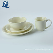 Customizing Colourful Ceramic Dinnerware Sets