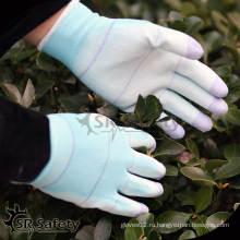 SRSAFETY ESD Top Fit Glove / 13-калибровочные перчатки с перфорированным покрытием