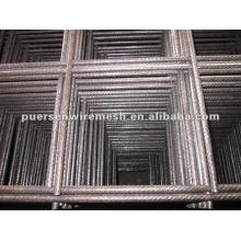 SL72 Malla de refuerzo de alambre de acero / Malla de malla de hormigón