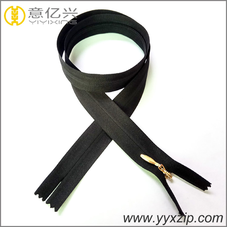 Closed End Zipper for Dress
