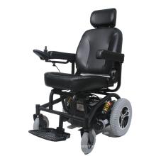 Rollstuhl mit Stoßdämpfersitz