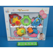 Favorite Toys Early Learning Plastic Baby Bell (876803)