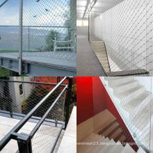 Stainless Steel Wire Ferrule Mesh