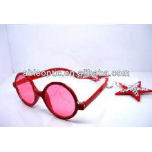 Las últimas gafas de sol plásticas del partido de la estrella de la venta