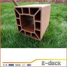 La venta caliente recicló los postes baratos compuestos de madera de la cerca para la venta