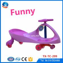 2016 Новый модельный детский автомобиль Swing / дешевый детский автомобиль Twing Car Twist для детей