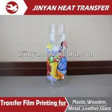 factory direct heat transfer film for plastic pails