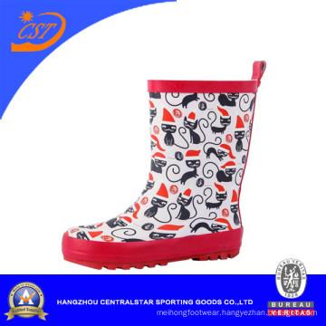 Cute Rubber Hot Girl Wholesale Rain Boots