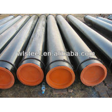 API 5L X42 spiral welded pipe for fluid feeding