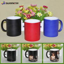 11oz Sublimation Magic Color Changing Mug Bei niedrigem Preis Wholsale