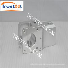 Vertical Milling Machining Parts Aluminum Die Casting