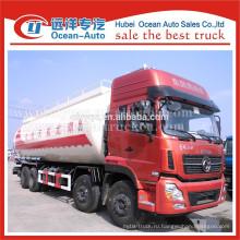 Dongfeng Kinland 8x4 грузовик для перевозки порошковых материалов