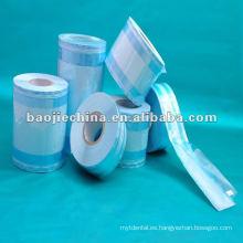 Bolsas de rollos de esterilización médica