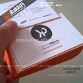 Offset printing luxury letterpress corporate business card printers