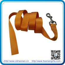 Benutzerdefinierte Hundeleine mit Halsband und Metall Hundehaken für Jagdhund