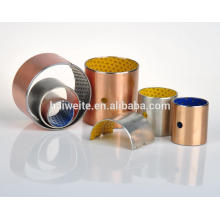 bimetal steel back cooper alloy bushing Bi-metal bronze Bush