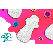 Best price natural sanitary napkin for girls