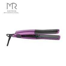 Lisseur à cheveux en céramique portable 2 en 1