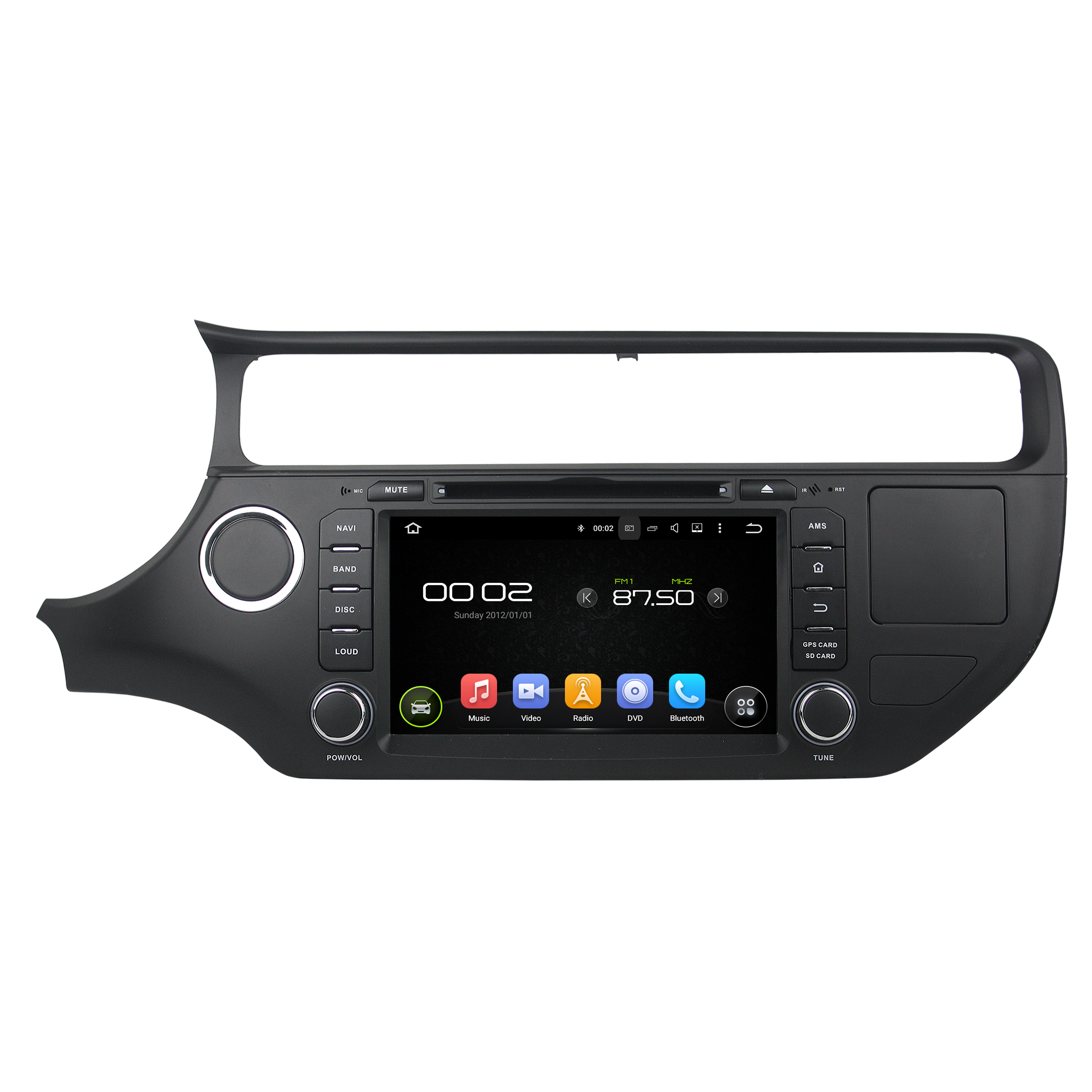 KIA K3 RIO car dvd player