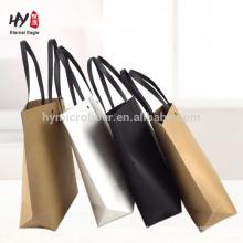 simple fashion eco-friendly paper shopping bag