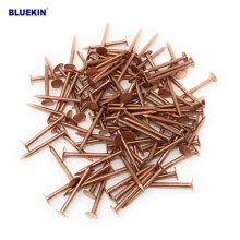 Bright/Galvanized/Painted Wire Weld Wooden Pallet Coil Nails Supplier For Roofing