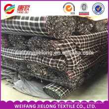 Alibaba 6 years gold supplier trade assurance wholesale yarn dyed cotton flannel fabric flannel fabric stock