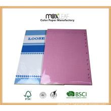 Papier de remplissage 80GSM / feuille en vrac (LL-01)