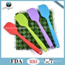 Tamanho grande Silicone Kitchenware Spatula Atacado Silicone Baking Tool Ss13 (L)