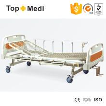 Topmedi Krankenhaus Pedal Locking Handbuch Drei Funktion Stahl Krankenhaus Bett