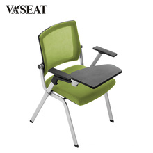 Strong school chairs with aluminum tablet