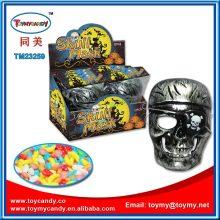 Allerheiligen Halloween Party Totenkopf Maske Spielzeug mit Süßigkeiten