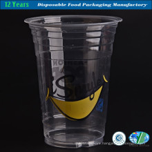 16oz Plastic Cup for Beverage with Good Quality