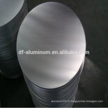 Cercle de linggue en aluminium