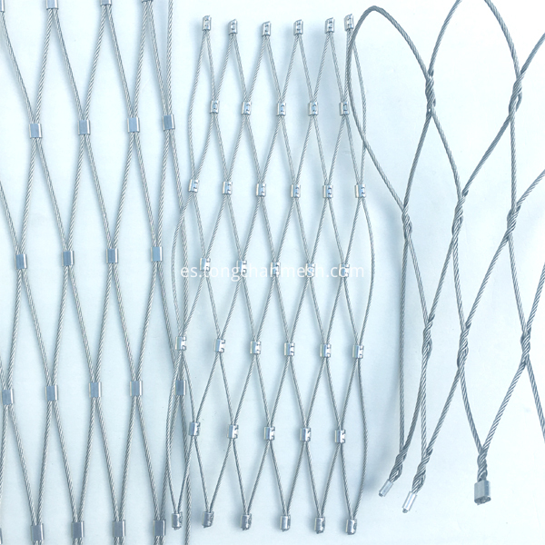 stainless steel architectural mesh netting