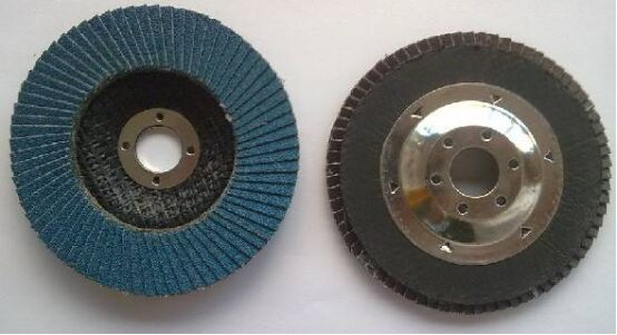 Zirconium Oxide Flap Disc