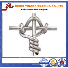 Fixed Knot Protect Animal Galvanized Sheep and Goat Fencing