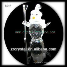 К9 Яркий Кристалл Снеговик