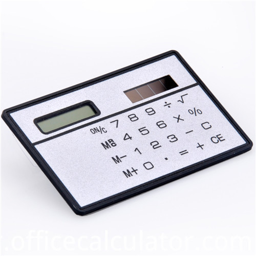mini credit card calculator