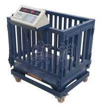 Tierwaage für Schaf 1X1m 2ton Movable Scale