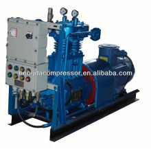 small air well drilling rig Biogas Compressor