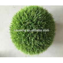 2017 искусственного анти-UV напольный головка нефрита травы растения