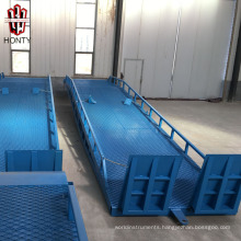 adjustable loading dock ramp for sale hydraulic ramp for truck