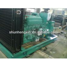 60Hz 400KW / 500KVA Generador Diesel Equipado con motor Cummins (KTA19-G3)