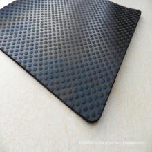 Круглый стержень круглый DOT монета Циновка Анти-Выскальзования резиновый лист