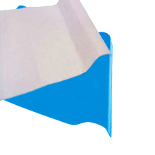 China hot selling corrugated fiberglass frp plastic flat sheet