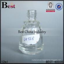 12ml screw neck nail bottles; hot sale perfume oil bottles in dubai; best-selling glass bottle in UAE