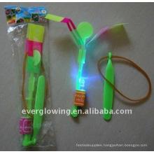 LED lighting fly arrows
