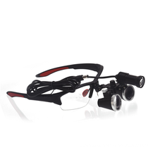 dental loupes Zoom magnifier light magnifier loupe lamp