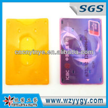 promotional PP Card case for current mould plastic