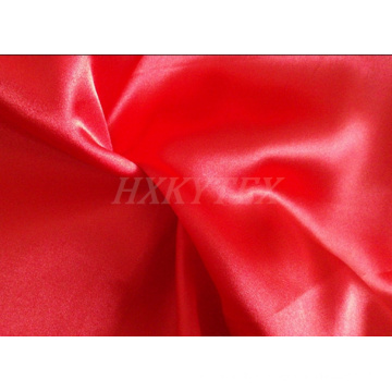 75D*150d Polyester Satin Fabric with Bright for Garment